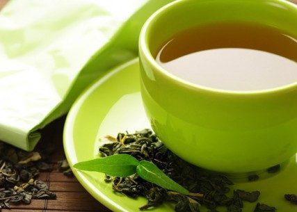 Зеленый чай, мочегонное средство, которое ускоряет выведение жидкости из организма