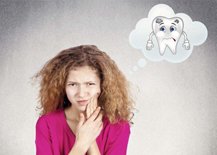 Зубная боль.