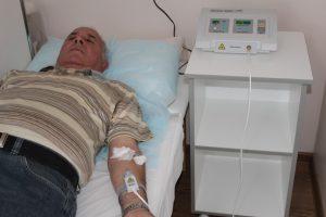 Лазерное облучение крови