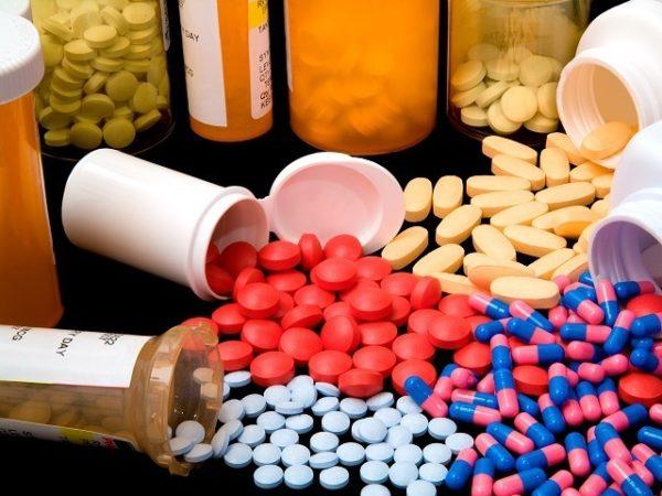 лекарственная поддержка препаратами