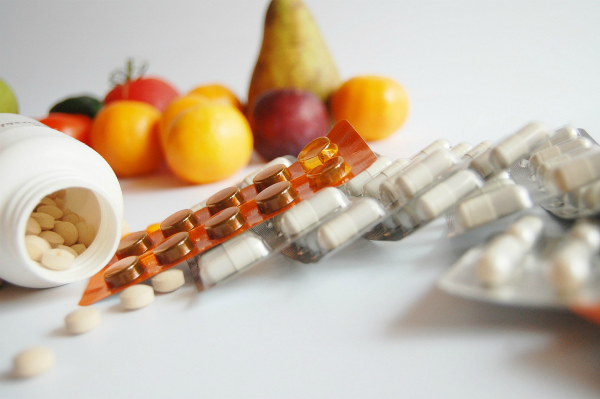 насыщение ослабленного организма витаминным комплексом