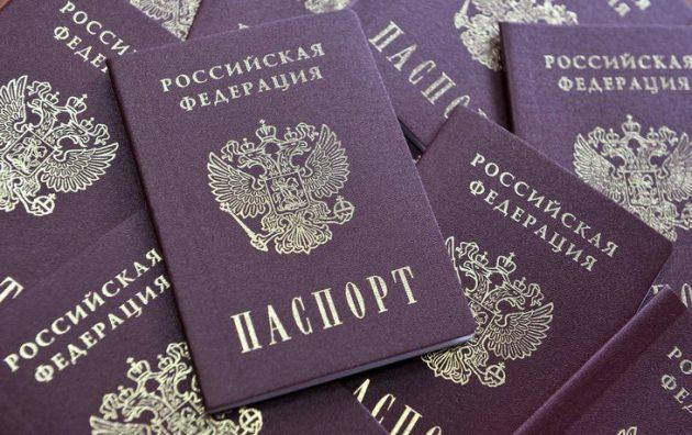 Паспорт и страховой полис