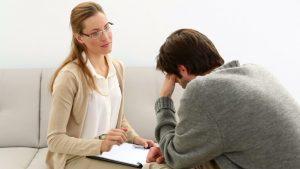 Сеансы с психотерапевтом