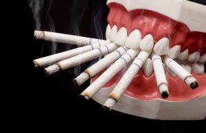табакокурения