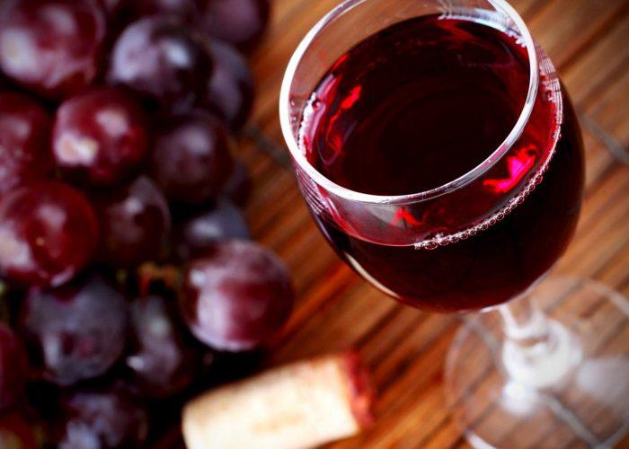 0,5 красного сухого вина