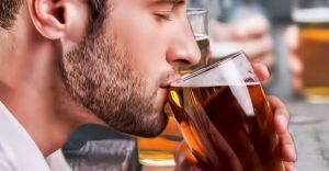 0,5 л пива в 2 недели не вредит организму