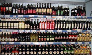 Напитки обладающие крепостью не более 30% об