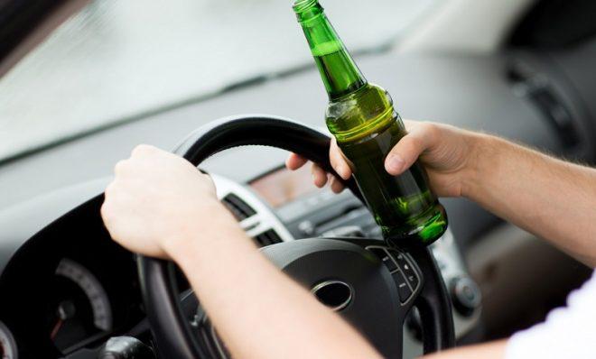 Алкоголь в крови водителя в промилле