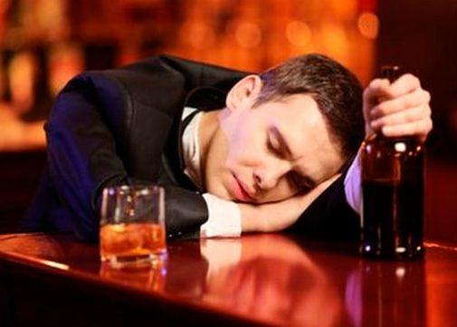 Беспрерывное употребление спиртного дольше недели