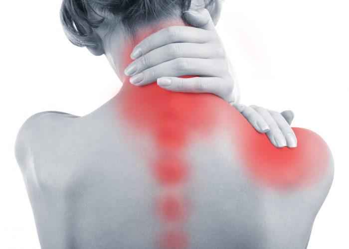 Болевые синдромы, вызываемые гипертонусом мускулов