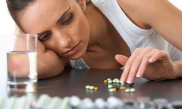 Борьба с психической и физической тягой к наркотическим веществам
