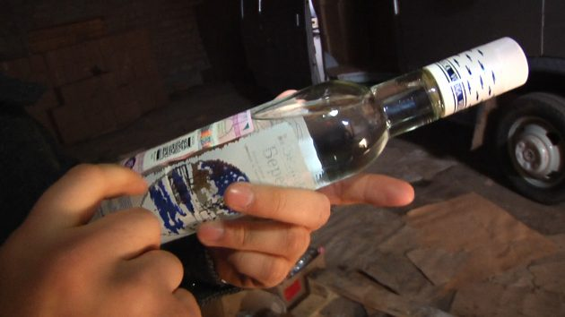 Что бы понять подделка или нет стоит взвесить бутылку