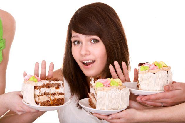 Чтобы диарея не дала о себе знать вновь, необходимо отказаться от сладкого и мучного