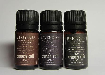 Crunch-Coil (Cavendish)