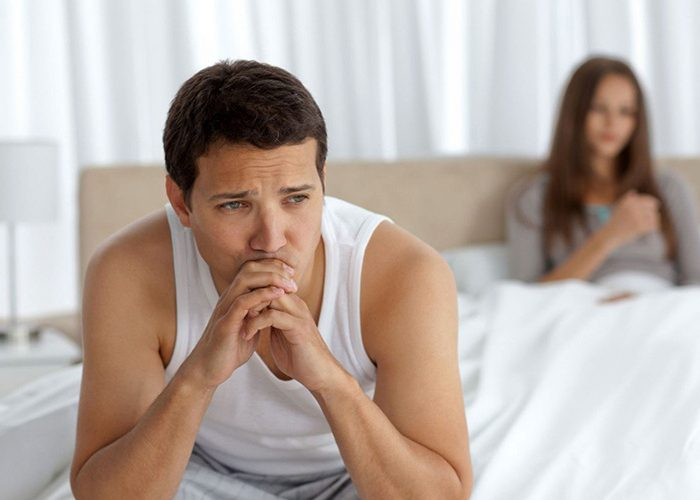 Эректильные расстройства у мужчин