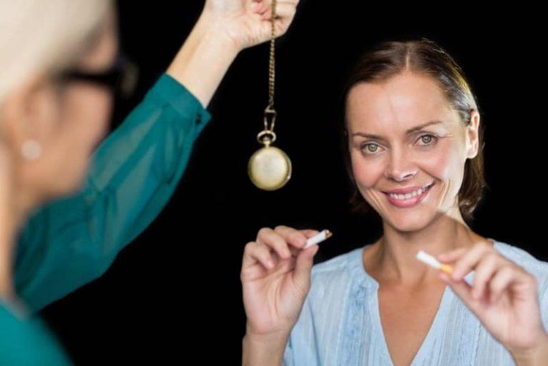 Гипноз в борьбе с курением