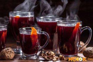 Горячее вино разрешено при простуде в маленьких дозах