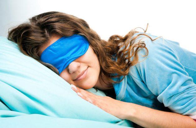 Крепкий сон - залог хорошого дня