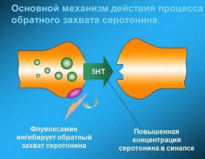 Селекивные нгибиторы обратного захвата серотонина