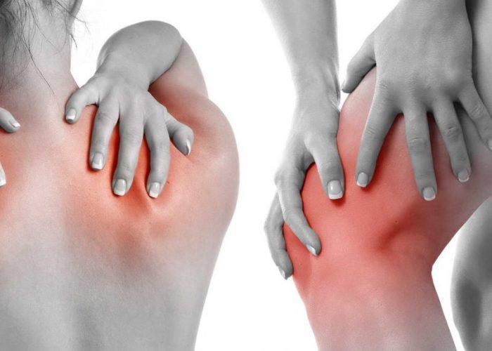 Интенсивная боль в мышцах и суставах