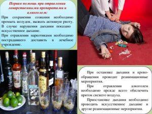 Капельницы при интоксикации алкоголем