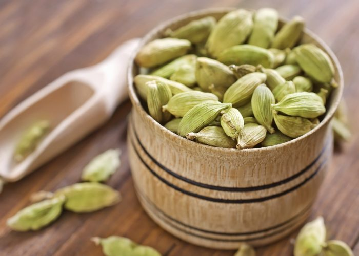 Кардамон – ¼ чайной ложки