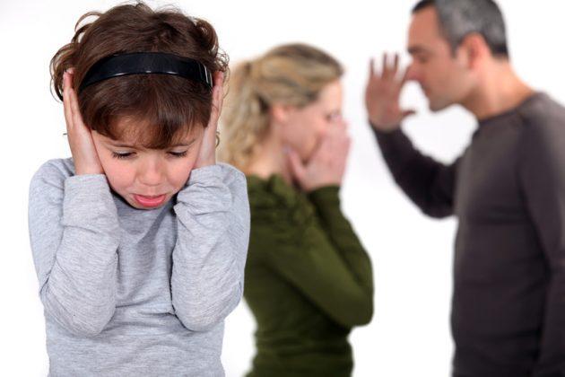 Коррекция отношений между родителями и ребенком