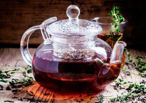 Лечебные чаи из чабреца для лечения зависимости от алкоголя