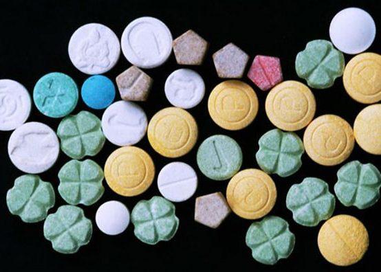 МДА (метилендиоксиамфетамин) – 40