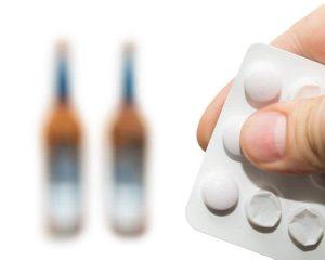 Медикаменты, устраняющие последствия запоя