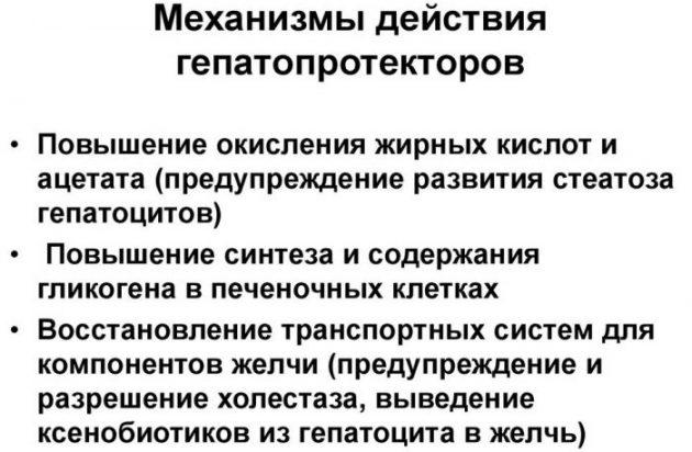 Механизмы действия неатопротекторов