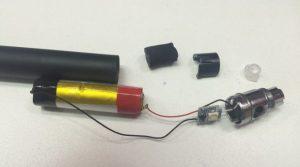 Мелкий ремонт электронной сигареты