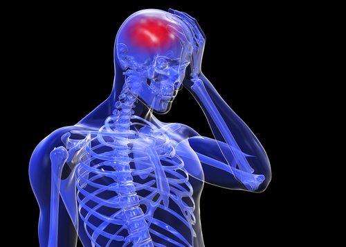 Нарушение деятельности мозга