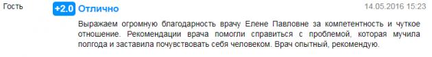 Отзвыв о клиннике Белгород-Нарколог в Белгороде - prodoctorov.ru