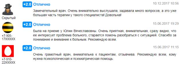Отзвыв о нарко клиннике Белгород-Нарколог в Белгороде - prodoctorov.ru