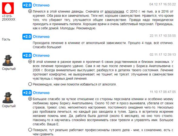 Отзыв о клиннике Горизонт в Липецке - prodoctorov.ru