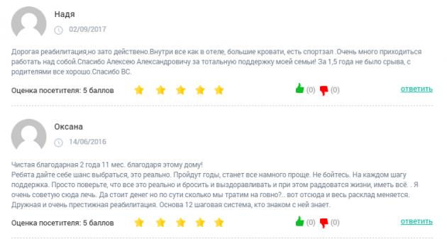 Отзывы о клинике «Решение» в Липецке - clinic-top.ru
