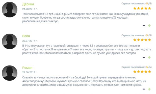 Отзывы о клинике «Решение» в Орле - narko-kliniki.ru