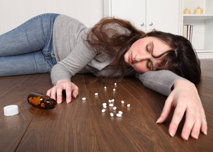 Передозировка снотворными