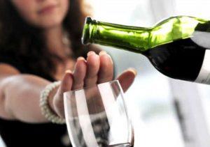 Полное исключение спиртного - лучшая профилактика патологического опьянения