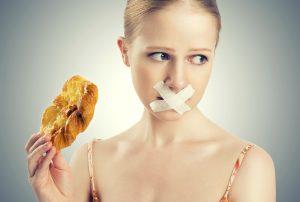 Помощь в борьбе с анорексией и булемией