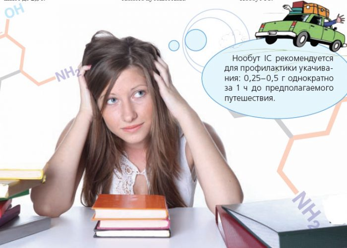 Понижение концентрации внимания