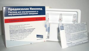Преднизолон - препарат,который вводят при алкогольной коме