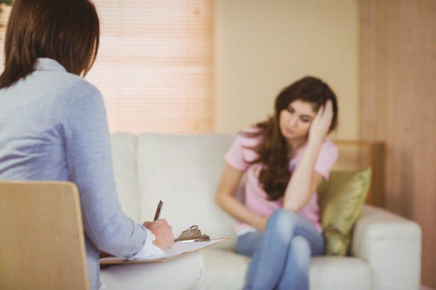 Работа с психологами и психотерапевтами
