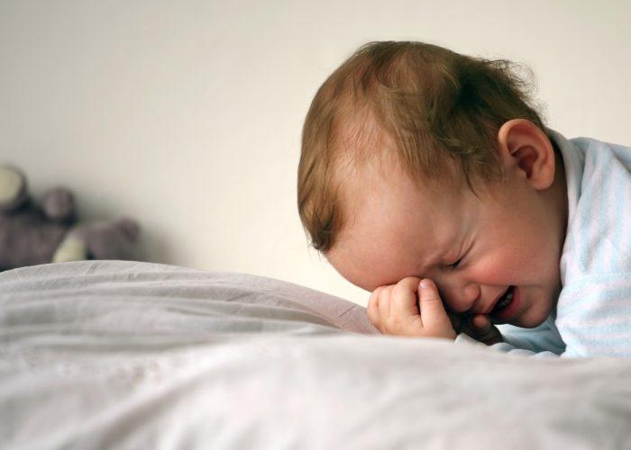 Ребенок находится в возбужденном или заторможенном состоянии