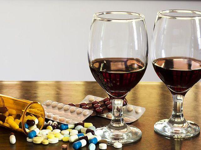 Редуксин и алкоголь