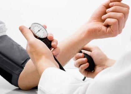 Резкое изменение артериального давления