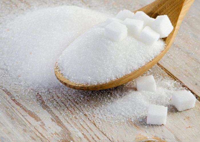 Сахарный песок – одна чайная ложка