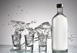 Самый чистый спиртный напиток это водка