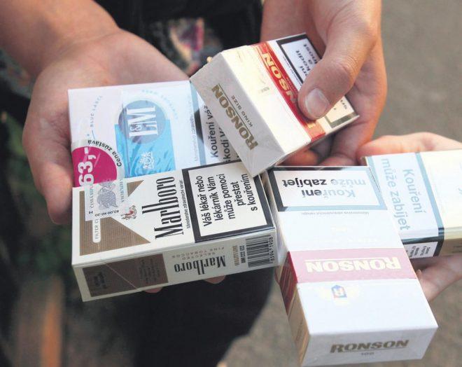 Сигареты в России